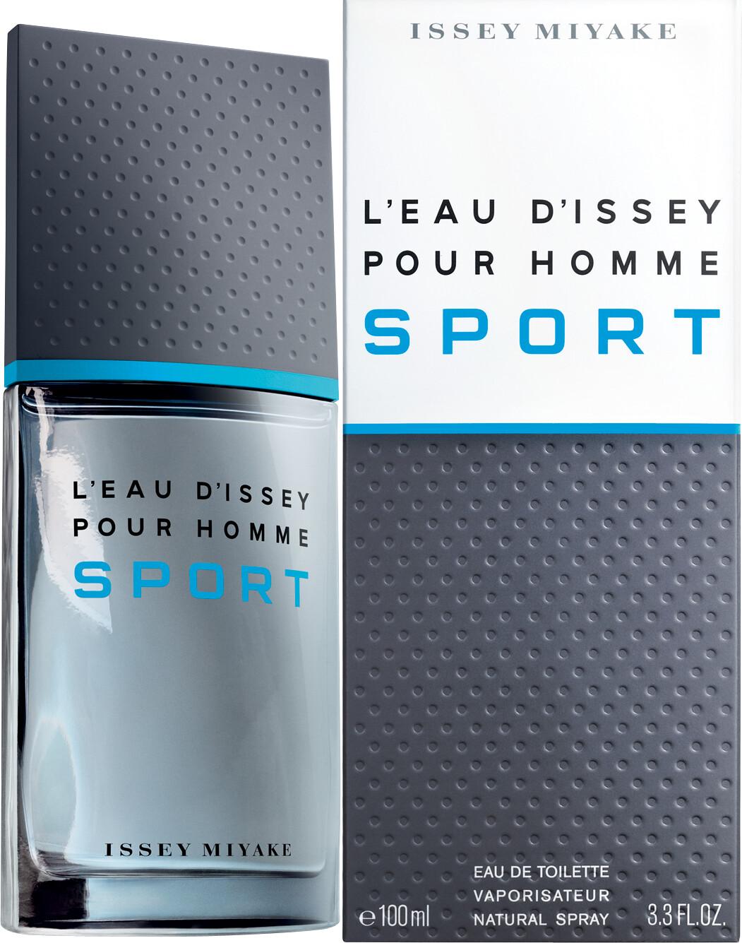 3e86f108f3 ... Issey Miyake L'Eau d'Issey Pour Homme Sport Eau de Toilette Spray 100ml