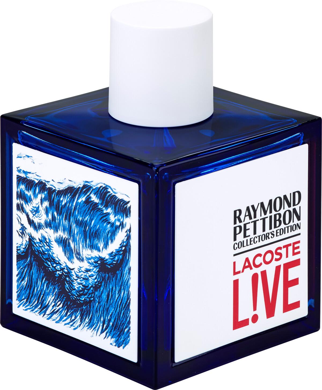 wybór premium sklep Najlepsze miejsce Lacoste L!VE Pour Homme Eau de Toilette Spray Raymond Pettibon Collector's  Edition 100ml