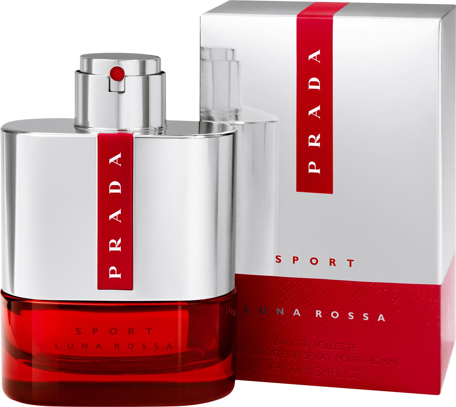 Prada Luna Rossa Sport Eau De Toilette Spray Guerlain Lamp039instant Extreme Pour Homme Parfum 75ml