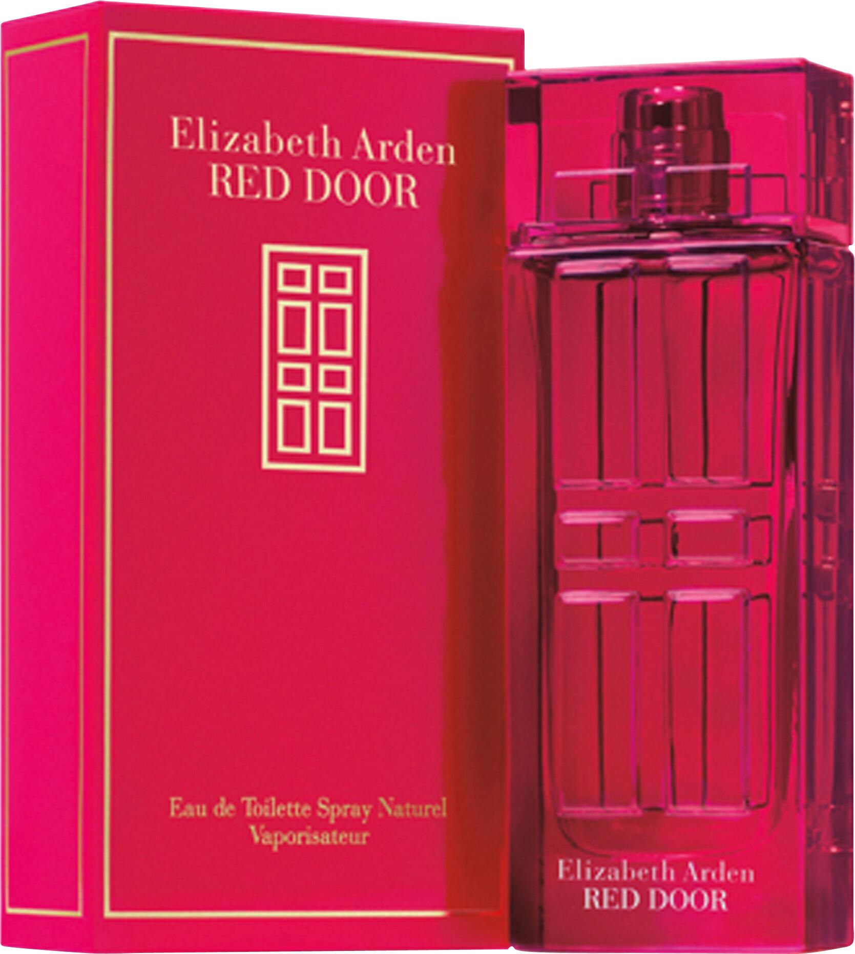 hsn products red arden lotion elizabeth door body d