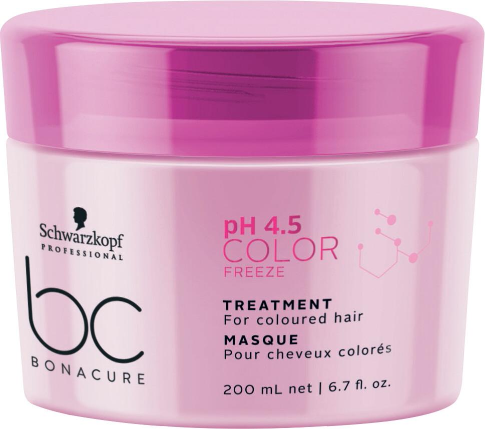 fa9bf7fff2 Schwarzkopf Professional BC Bonacure pH 4.5 Colour Freeze Treatment 200ml  ...