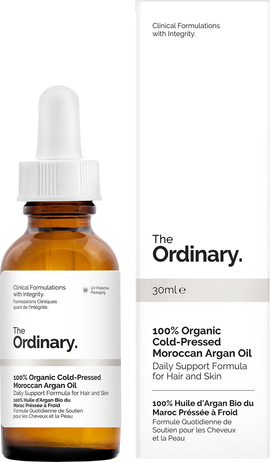 100 argan oil for skin