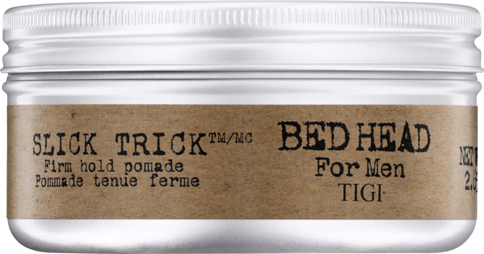 tigi bed head for men slick trick firm hold pomade. Black Bedroom Furniture Sets. Home Design Ideas