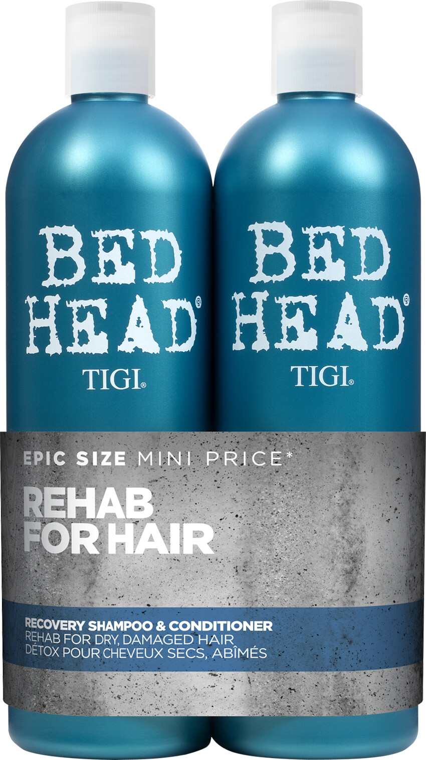 Tigi Bed Head Recovery Shampoo And Conditioner Set Ml