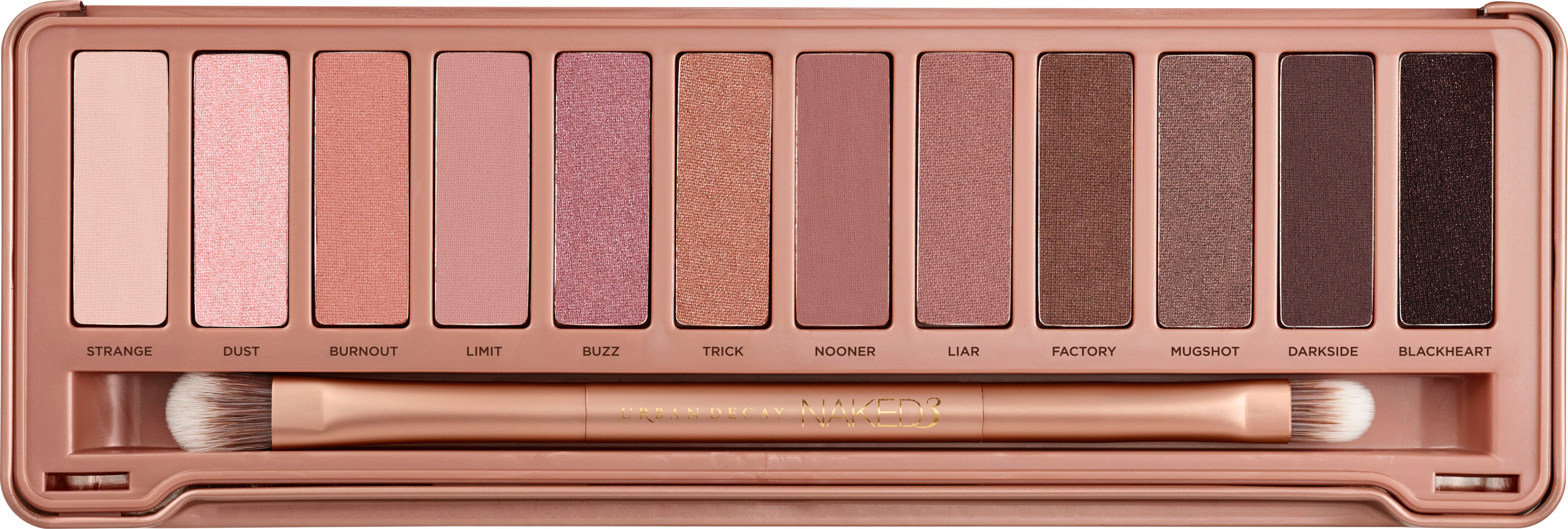Urban Decay Naked 3 Eyeshadow Palette-9809