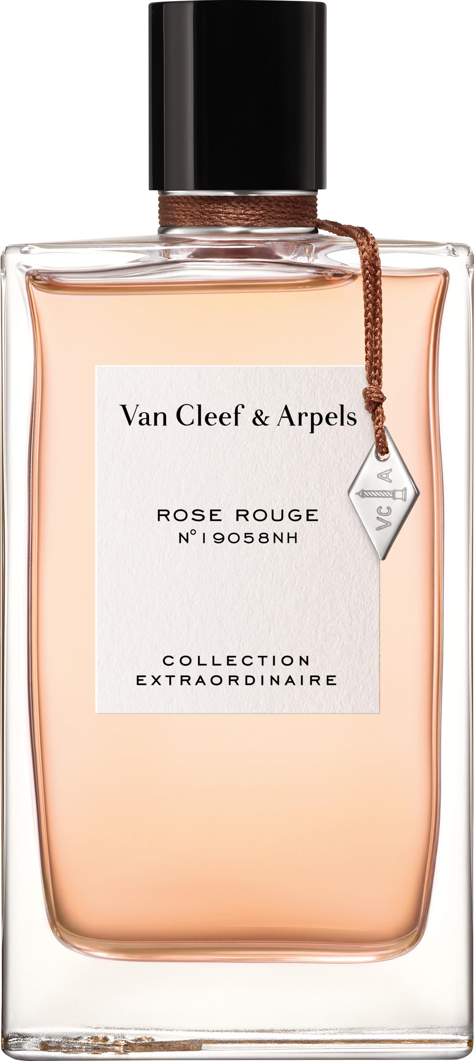 Van Cleef Arpels Collection Extraordinaire Rose Rouge Eau De