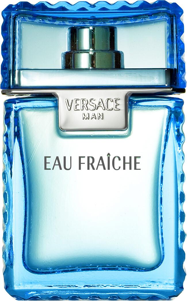 Free Gift Versace Man Eau Fraiche Eau De Toilette