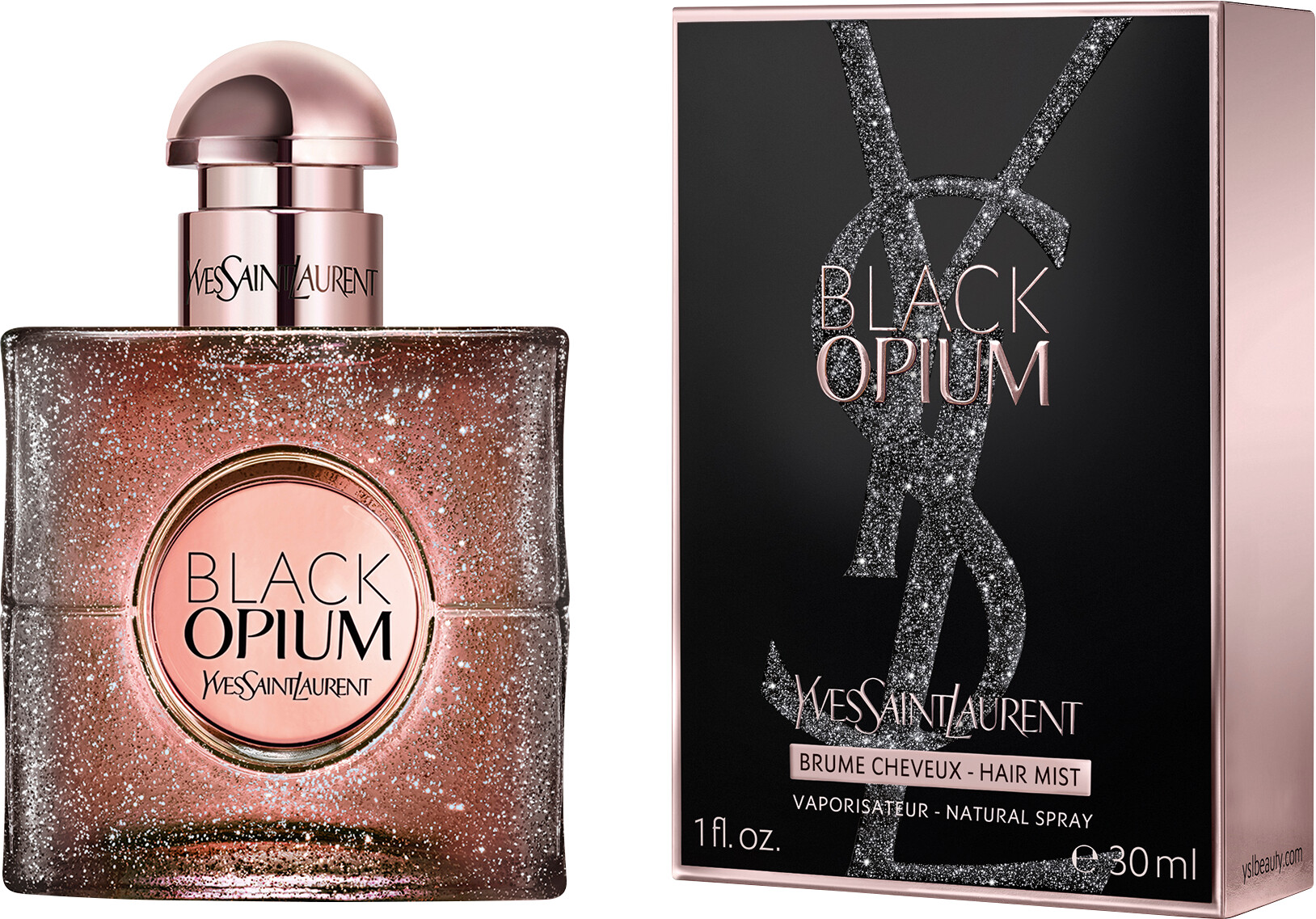 bd5e1ce9067 ... Yves Saint Laurent Black Opium Hair Mist 30ml