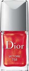 DIOR Dior Vernis Couture Colour - Gel Shine Nail Lacquer 10ml 758 - Victoire