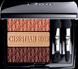 DIOR 3 Couleurs Tri(O)blique Couture Eyeshadow 3.3g 653 - Coral Canvas