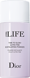 DIOR Hydra Life Time To Glow - Ultra Fine Exfoliating Powder 40g