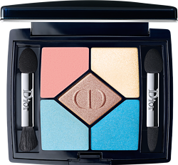 DIOR 5 Couleurs Polka Dots Couture Colours & Effects Eyeshadow Palette 366 - Bain de Mer
