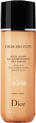 DIOR Bronze Liquid Sun Self-Tanning Protection 100ml