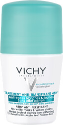 Vichy 48hr Anti-Perspirant Roll On - No White Marks and Yellow Stains