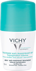 Vichy 48hr Anti-Perspirant Treatment Roll On 50ml