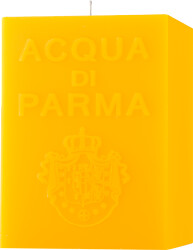 Acqua Di Parma Large Cube Candle - Yellow - Colonia 1000g