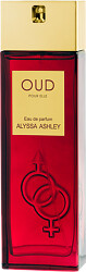 Alyssa Ashley Oud Pour Elle Eau de Parfum Spray 100ml