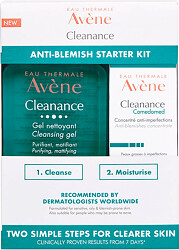 Avene Cleanance Anti-Blemish Starter Kit