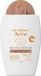 Avène Tinted Mineral Fluid SPF50+ 40ml