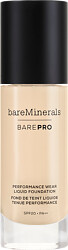 bareMinerals BAREPRO Performance Wear Liquid Foundation SPF20 30ml 01 - Fair