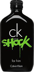 Calvin Klein CK One Shock For Him Eau de Toilette Spray 200ml