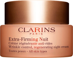 Clarins Extra-Firming Regenerating Night Cream - All Skin Types 50ml