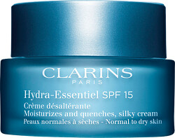 Clarins Hydra-Essentiel Silky Cream SPF15 - Normal to Dry Skin