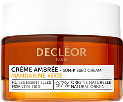 Decleor Green Mandarin Essential Oils Sun-Kissed Cream 50ml