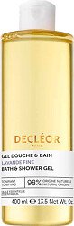 Decleor Lavande Fine Bath & Shower Gel 400ml
