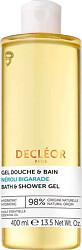Decleor Neroli Bigarade Bath & Shower Gel 400ml