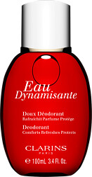 CLARINS Eau Dynamisante Gentle Deodorant Spray 100ml