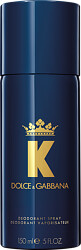 Dolce & Gabbana K By Dolce&Gabbana Deodorant Spray 150ml