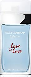 Dolce & Gabbana Light Blue Love Is Love Eau de Toilette Spray 50ml