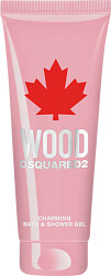 DSquared2 Wood Pour Femme Charming Bath & Shower Gel 200ml