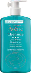 Avene Cleanance Soap-free Cleansing Gel 400ml