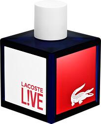 Lacoste L!VE Pour Homme Eau de Toilette Spray 100ml