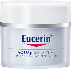 Eucerin AQUAporin Active for All Skin Types SPF25 50ml