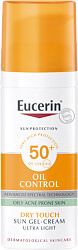 Eucerin Sun Oil Control Gel-Cream SPF50+ 50ml
