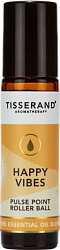 Tisserand Aromatherapy Happy Vibes Pulse Point Roller Ball 10ml