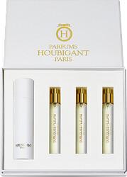 Houbigant Quelques Fleurs Royale Extrait de Parfum Travel Spray Set 4 x 7.5ml