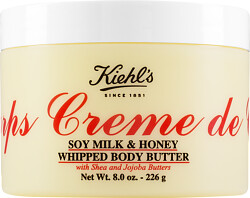 Kiehl's Creme de Corps Soy Milk & Honey Whipped Body Butter 226g