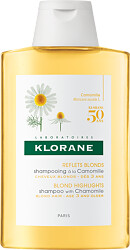 Klorane Chamomile Blonde Highlights Shampoo 200ml