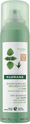 Klorane Nettle Dry Shampoo for Oily, Dark Hair