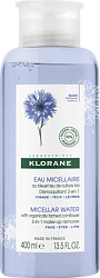 Klorane Micellar Water 3-in-1 Make-Up Remover 400ml