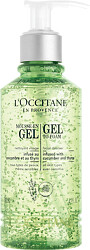 L'Occitane Cleansing Infusion Gel to Foam Facial Cleanser 200ml
