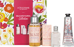 L'Occitane Delicate Floral Collection Gift Set Products