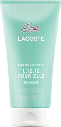 Lacoste Eau de Lacoste L.12.12 Pour Elle Natural Shower Gel 150ml