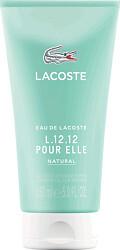 Lacoste Eau de Lacoste L.12.12 Pour Elle Natural Shower Gel 150ml