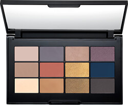 Laura Geller New York City Collection Downtown Cool Eyeshadow Palette 12 x 1.1g Open