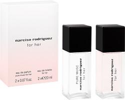 Narciso Rodriguez For Her Eau de Toilette Duo Gift Set